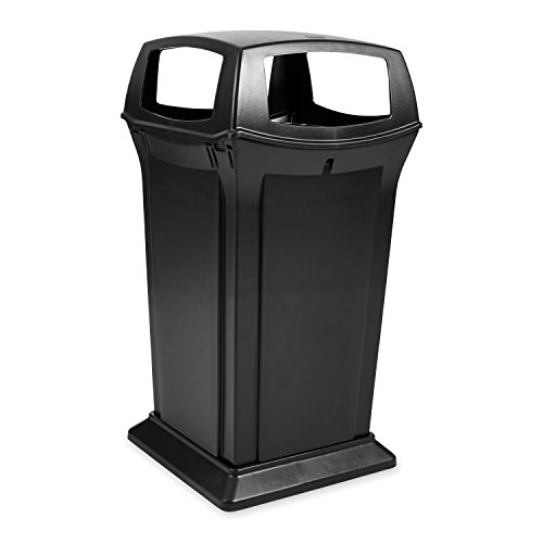 65 Gallon Trash Containers Amazoncom
