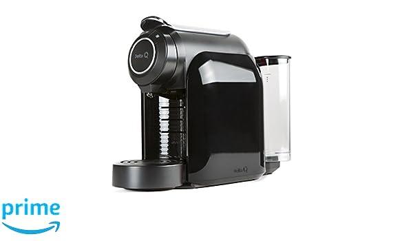 Delta cafés ycq100-bk Cool máquina evolución, Negro: Amazon.es: Industria, empresas y ciencia
