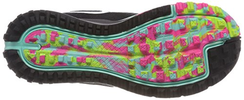 Nike Mens Zoom Terra Kiger 4 Scarpe Da Trail Running Nere / Bianche / Volt