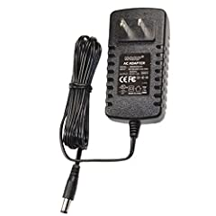 Compatible With: DKN AM-3 Exercise Bike Crosstrainer Adaptor Power Supply Cord