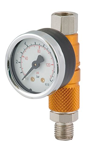 ANI AIR REGULATOR WITH PRESSURE GAUGE
