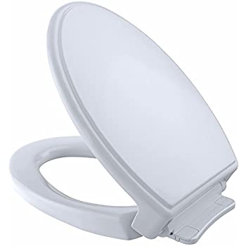 Toto Ss154 Softclose Elongated Closed Front Toilet Seat