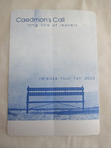 2000 Caedman's Call Satin Backstage Pass Long Line of Leavers