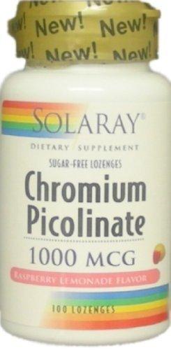 Chromium Picolinate Pastilles - 100 - Losange