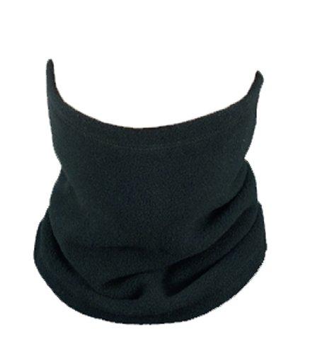 Rothco Polar Fleece Neck Warmers, Black (Neck Style Fleece Warmer)