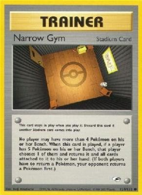 Narrow Gym - Gym Heroes - 124 - Pokemon Gym Heroes