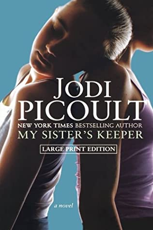 book cover of My Sister\'s Keeper