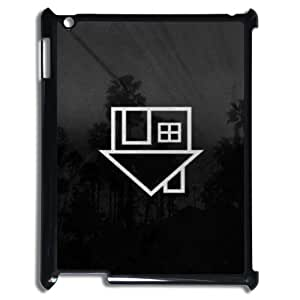 Qxhu The Neighbourhood patterns Protective Snap On Hard Plastic Case for Ipad2,3,4