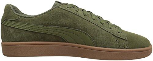 Puma Mens Smash V2 Sneaker Capuleti Oliva-capuleti Oliva