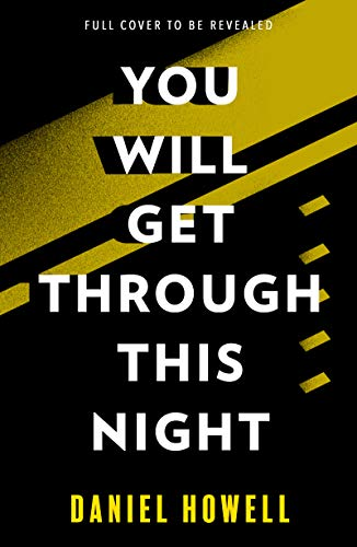 Book Cover: You Will Get Through This Night