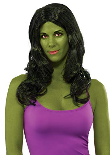 Rubie's Costume She-Hulk Adult Wig ()