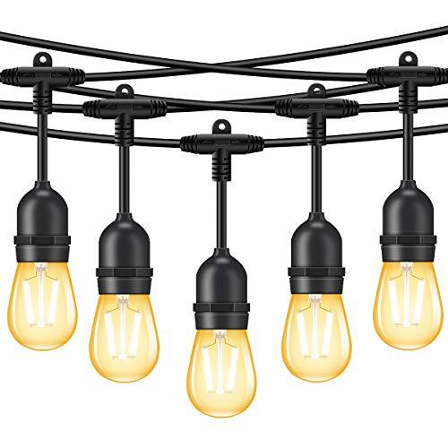 Electric Garden Globe Lights