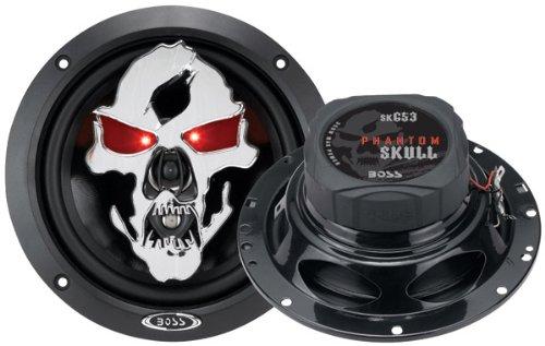 BOSS AUDIO SK653 Phantom Skull 6.5