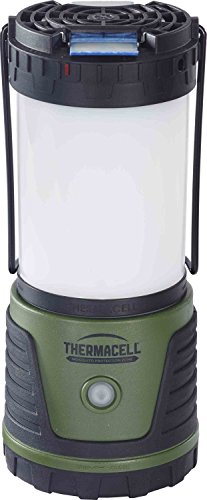 Thermacell MR-CL Trailblazer Mosquito Repeller plus Camp Lantern | The Lantern that Repels Mosquitoes (Lantern Hanging Reed)