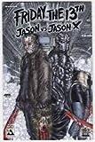 Friday the 13th Jason vs Jason X Issue 2 Gore Variant Cover (Avatar)