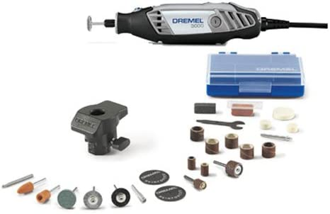 Dremel 3000-1/24 1 Attachment/24 Accessories Rotary Tool - Power Rotary  Tools - Amazon.com