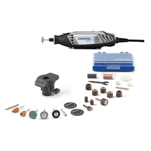 Dremel 3000-1 24 1 Attachment 24 Accessories Rotary Tool