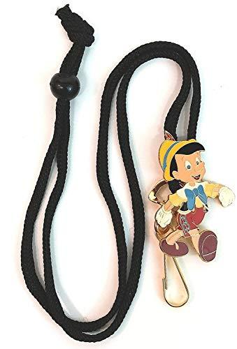 Disney Cast Exclusive Lanyard with Pinocchio (Cast Member Disney Lanyard)