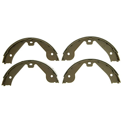 Porsche Parking Brake - Wagner Z870 Parking Brake Shoe