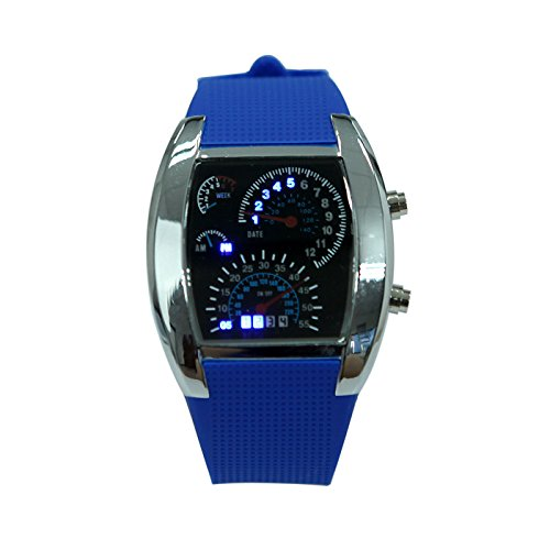 jelly band digital watch - 5