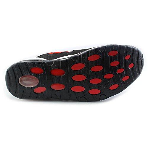 Nike Air Max Tempo Män Oss 7,5 Röd Basket Sko