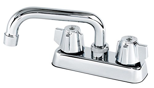 Hombd|#Homewerks 16-U42WNCHB Homewerks Two Handle Laundry Faucet, Chrome, by Homewerks