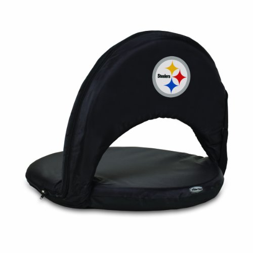 NFL Pittsburgh Steelers Oniva Portable Reclining Seat