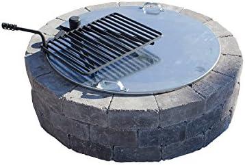 Necessories Fire Pit Cover