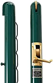 Edwards One-Pair 2 7/8-Inch Classic Tennis Post