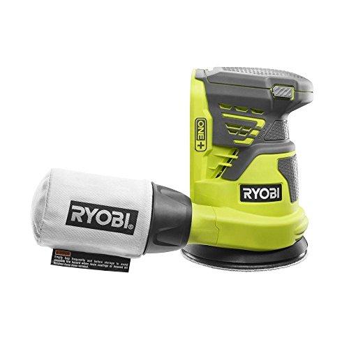 Ryobi ZRP411 ONE+ 18-Volt 5 in. Cordless Random - Refurbished Ryobi 18v