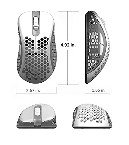 Accessories Gaming Mice 66g RGB 2.32 oz 7 Buttons G-Wolves Skoll ...