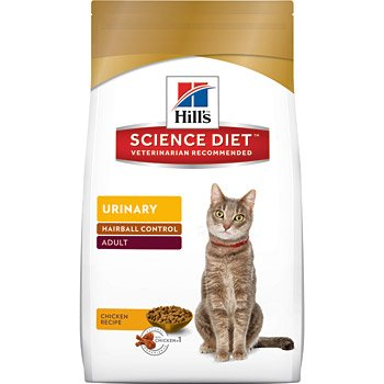 Hill's Science Diet Adult Urinary Hairball Control Cat Food 41FlUQVWScL