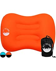 Off the Grid Inflatable Camping Pillow