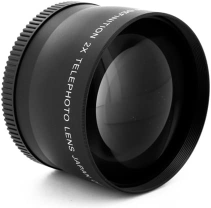 For The Sony DSLR-A380 Lens Cap Keeper 0.45x HD Wide Angle Lens w//Macro UltraPro Deluxe Lens Cleaning Kit Flower Tulip Lens Hood 55mm Essential Lens Kit Includes 2x Telephoto Lens A230 Digital SLR Cameras Which Have Any A330 Lens Cleaning Pen