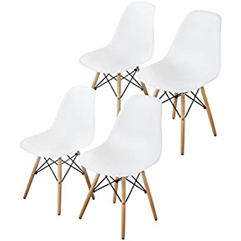 AmazoncomEames Chair Replica by UrbanMod Set Of 4 KID