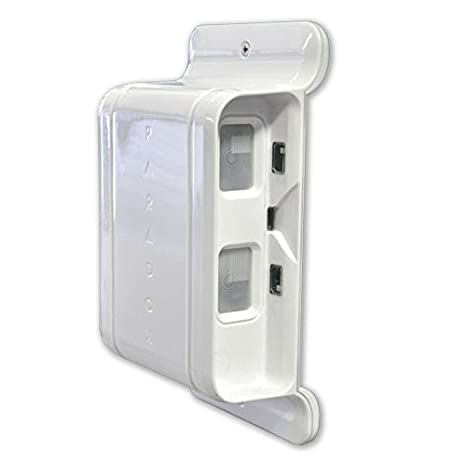 Paradox nv780mx Detector pasivo de infrarrojos Sistema Antienmascaramiento Digital supervisionato para exterior/interior a Barrera a doble haz: Amazon.es: ...