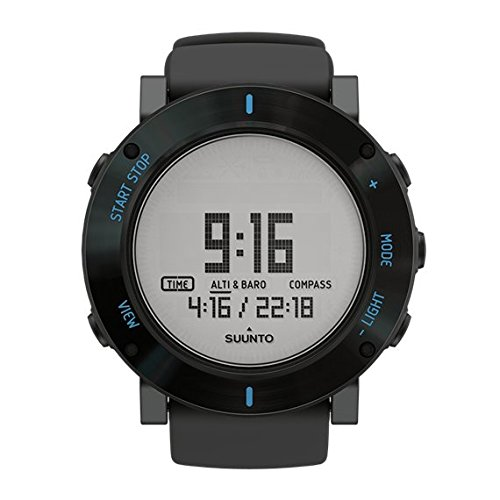 Suunto Core Outdoor Watch - Steel Bezel (Graphite Crush) by Suunto