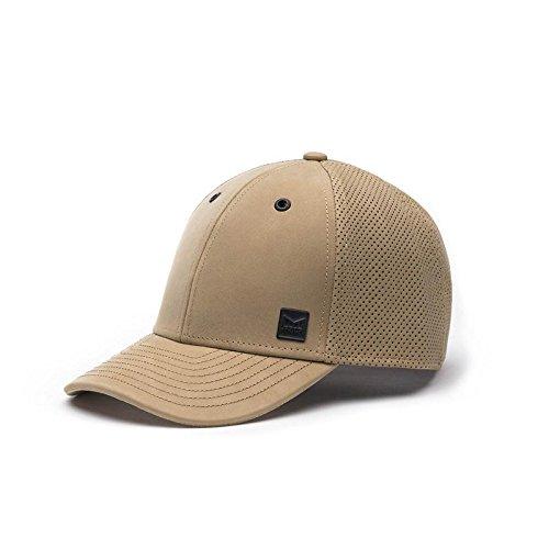 Melin The Voyage Elite Hat (Khaki) (Suede Woven Hat)