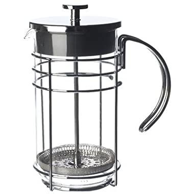GROSCHE Madrid French Press Coffee Maker, Tea Press & Coffee Press 8 cup 34 oz 1L with German Glass