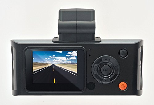 Cobra Electronics CDR 840 Drive HD Dash Cam with GPS (Certified Refurbished)