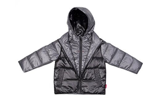 Road Coat by One Kid- Down Jacket Keeps Boys & Girls Warm and Cozy, Car Seat Safe by One Kid