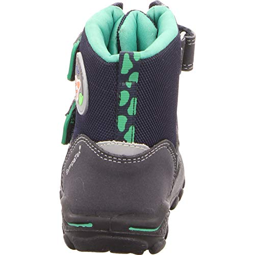 Bleu Green 32 Bébé Bottines Atlantic Mixte Sympatex Kev Lurchi U41Xq