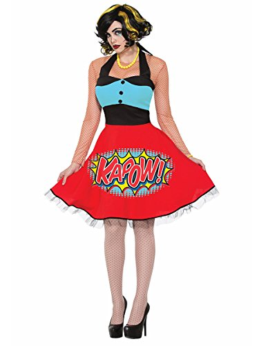 (Forum Novelties Adult Kapow Dress)