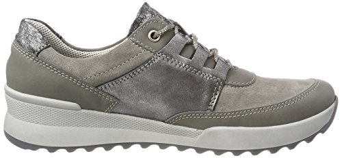 A grey 11 Donna Romika Eu Collo Sneaker Alto Victoria Combi nq0Yx5TZt