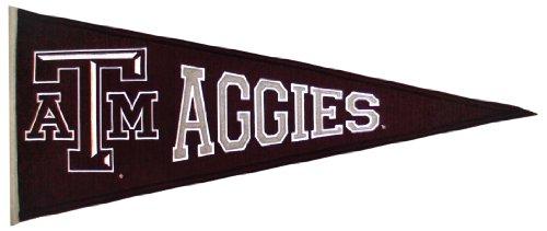 NCAA Texas A&M Aggies Medium Pennant