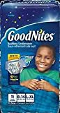 Health & Personal Care : GoodNites Boys Nighttime Training Underpants - L/XL (12ct)