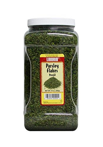 Liborio Parsley Flakes, 10oz by Liborio