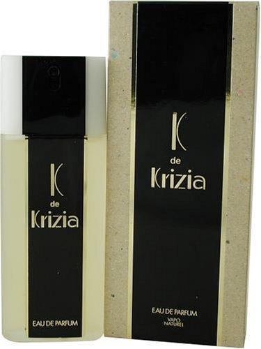 K De Krizia By Krizia For Women. Eau De Toilette Spray 3.3 Ounces