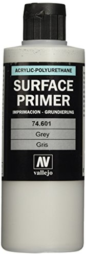 Vallejo Grey Primer Acrylic Polyurethane, ()