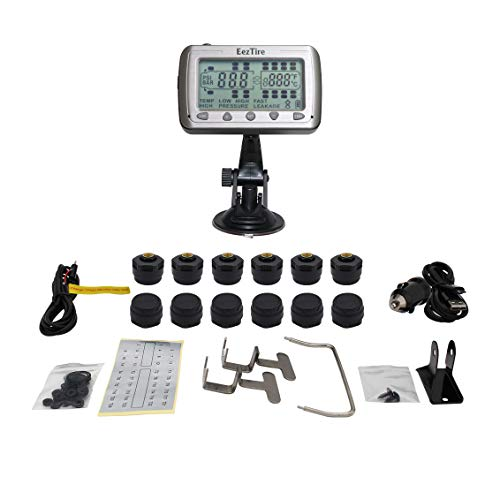 EEZTire-TPMS-Real-Time24x7-Tire-Pressure-Monitoring-System-TPMS12-12-Anti-Theft-Sensors-incl-3-Year-Warranty
